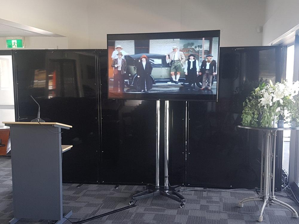 Large Screens